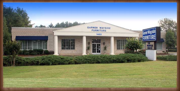 Furniture Store Garner Raleigh NC : Family Owned : Furniture Showroom
